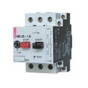 کلید حرارتی MPCB MS25 (1-1/6) A کد 4600060