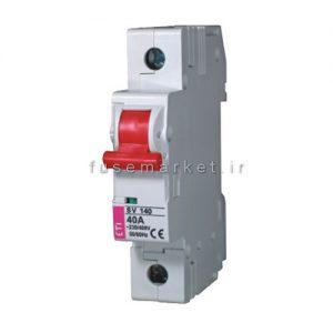 کلید خشک ایزولاتور SV 1P 40 A کد 2423123