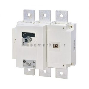 کلید گردان قدرت یکطرفه switch disconnector LBS 400 3P