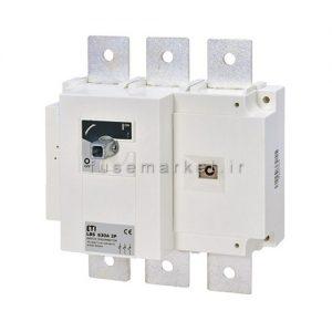 کلید گردان قدرت یکطرفه switch disconnector LBS 630 3P