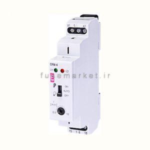 رله کنترل جریان ای تی آیETI Current monitoring relay PRI51/8 8A کد 2471819