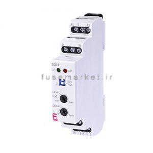 رله کنترل حرارت چندمنظوره ای تی آی ETI TER-9 -230V/8A کد 2471824