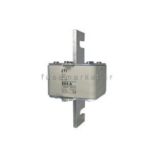 فيوز كاردی ای تی آی ETI با نشانگر NH/NV 0 690V 100A کد 4183214