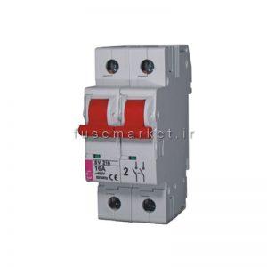 کلید خشک ای تی آی ETI ایزولاتور SV 3P 16 A کد 2423321