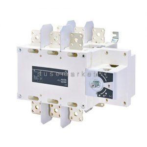 کلید گردان قدرت ای تی آی ETI دوطرفه Changeover Switch LBS 1250 3P
